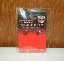 Transformers Optimus Prime Autobot Logo Stud Earrings Brand New