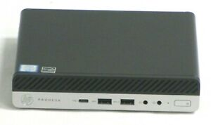 HP ProDesk 600 G3 Mini Desktop i7-7700T 2.90 GHz 8GB 256GB SSD WiFi Win10Pro