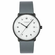 Junghans Max Bill Stainless Steel Automatic Men's Watch 27/4007.04