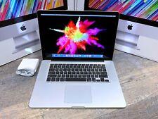 Apple MacBook Pro 15 inch | Quad Core i7 3.3Ghz | 16Gb Ram | 512Gb Ssd | Os2017