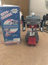 GIOCATTOLO VINTAGE AUTO CHANGE  ROBOT