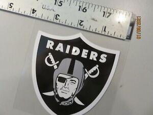 LAS VEGAS RAIDERS   SHIELD LOGO DECAL....NEW...NFL