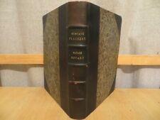 Madame Bovary Flaubert illustrations de Pierre Laprade édition du centenaire