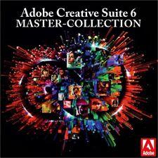 CS 6 Master Collections - Windows/MAC