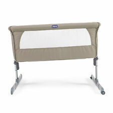 Chicco Next 2 Me Height Adjustable Side Sleeping Crib