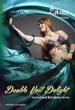 Double Veil Delight - Instructional Belly Dance DVD (con subtítulos en español)
