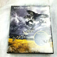 David Gilmour  Rattle That Lock  Deluxe 2 disc set CD + DVD Factory Sealed