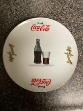 Coca-Cola The collectors club plate. Limited Production #545/600