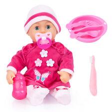 Baby Lisa 38cm Puppe  Sprachsound Zubehör Funktionspuppe von Bayer 93830AI