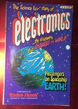 Radio Shack History Of Electronics 1987 Comic Book Bagged Boarded~ Other Bronze Age Comics