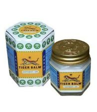 Tiger Balm (White) Super Strength Pain Relief Ointment 30ml (pack of 1)