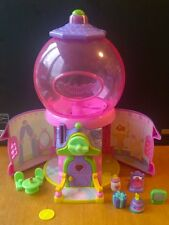Squinkies Gumball Surprise & accessories w/10 cat/kitten & yarn balls & bubbles