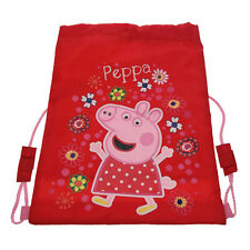 Licensed Peppa Pig Tropical Library Swim Sport/PE/Gym Book Trainer Bag Official