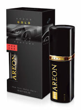 Areon Luxury Car Perfume Long Lasting Air Freshener TOP QUALITY   GOLD 50ml  NEW