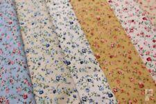 Telas y tejidos de flores