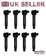x8 LEXUS IS200 IS300 GS430 LS430 SC430 PENCIL IGNITION COIL PACK - BRAND NEW