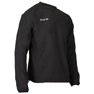 Skins Contact Top - Mens - Black - New - Sportswear - Long Sleeve