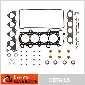 Fits 00-09 Honda S2000 2.0L 2.2L VTEC DOHC MLS Head Gasket Set F20C1 F22C1