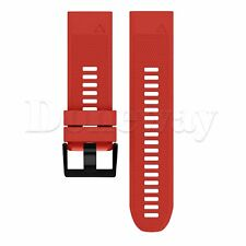 Replacement Silicone Strap Wristband Watch Band For Garmin Fenix 3/Fenix 3 HR