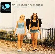 Send Away The Tigers  Manic Street Preachers Vinyl Record