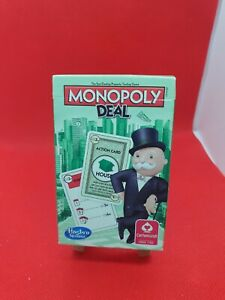 hasbro monopoly deal card