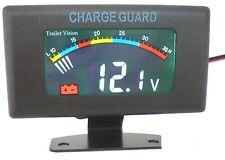 Battery Charging Monitor 12 - 24V