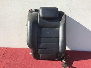123 MERCEDES W164 ML63 GL550 ML350 GL450 REAR RIGHT SUEDE SEAT UPPER CUSHION OEM