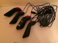 Buzz 4 Quiz Controller Set For PlayStation 2 & 3 PS2 PS3 SCEH-0005 NOT TESTED