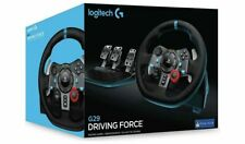 Loogitech G29 Driving Force Racing Wheel - PS3, PS4, PC