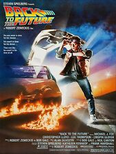 1985 Back to the Future Fox Movie High Quality Metal Fridge Magnet 3x4 9754