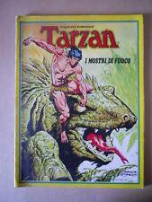 TARZAN I Mostri di Fuoco edizione Mondadori 1982  [G323] BUONO