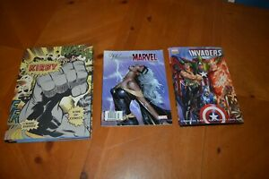 WOMEN OF MARVEL, INVADERS NOW, KIRBY - KING OF COMICS BUY 2 GET 1 FREE