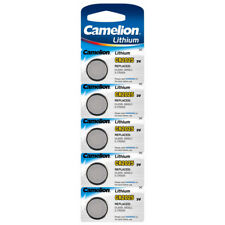 20x CR2430 Lithium Knopfzelle 3V 270mAh ø24,5x3,0mm Camelion Batterie