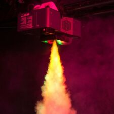 ADJ Fog Fury Jett Vertical Smoke Machine with RGBA Led's
