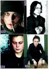 HIM Ville Valo 27 magazine photocards 4x3