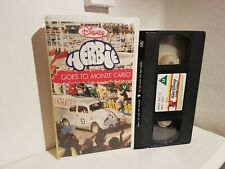Herbie goes to Monte Carlo  -  Rare Vhs