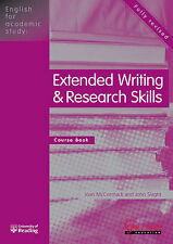 (Good)-Extended Writing and Research Skills: Course Book (English for Academic S