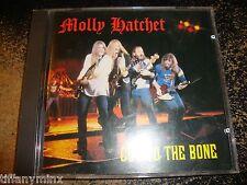 MOLLY HATCHET cd CUT TO THE BONE     free US shipping