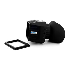 Seagull LCD 1x-3x Viewfinder II for HD DSLR Camera with 3-Inch LCD screen