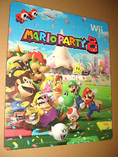 Mario Party 8  Nintendo Wii promotional Mousepad 2007