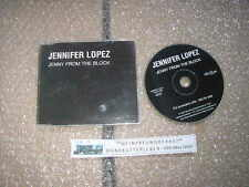 CD Pop Jennifer Lopez - Jenny From The Block (2 Song) Promo SONY MUSIC