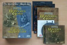 Baldurs Gate and Tales of the Sword Quest - Big Box - PC CD-ROM