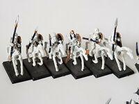 WARHAMMER UNDEAD ARMY 90s Citadel Games Workshop 42 Skeletons Horses V.GOOD COND