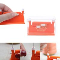 With 5 Pcs Needles DIY Handheld Tools Automatic Needle Threader Sewing Machine