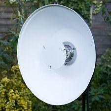 Profoto White Beauty Dish Softlight Reflector with Flight Case