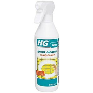 Grout Cleaner Floor Wall Bathroom Kitchen HG  Ready-to-use 500 ml Tile