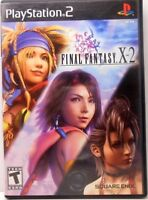 FINAL FANTASY X-2 PLAYSTATION 2 PS2