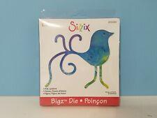 Sizzix Bird Lovebird 655361 Bigkick Big Shot Machines Retired BRAND NEW