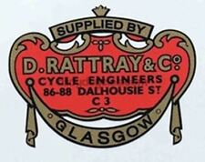 Flying Scot supplied by D Rattray and Co.