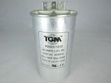 Run Capacitors 40+5x370v for A/C & Refrigeration compressors & motors New